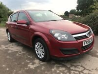 **AUTOMATIC**2006 56 REG VAUXHALL ASTRA LIFE A/C 1.8 MOT March 2018,JUST SERVICED,59k