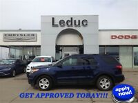 2011 FORD EXPLORER XL - CLEAN LOCAL TRADE and YOU ARE APPROVED!