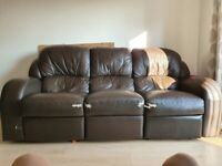 FREE LARGE 3 SEATER SOFA IN BEDMINSTER MUST GO ASAP