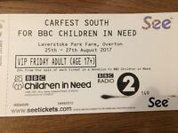 Carfest South VIP adult Friday ticket