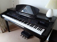 Yamaha Clavinova CVP-109 Electric/Digital Piano