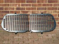 VAUXHALL ASTRAVAN 'H' REAR WINDOW GUARD / SECURITY MESH IN BLACK FOR 2006 MODELS ON