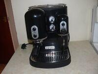 KitchenAid Artisan Espresso Coffee Maker Black