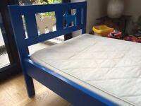 Ikea ki d bed in mint condition