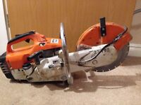 Stihl saw TS 400 Diamond Blade
