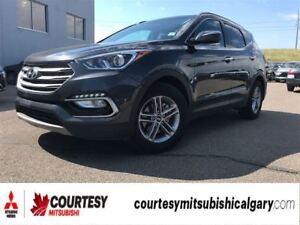 2018 Hyundai Santa Fe Sport 2.4L *LEATHER INTERIOR, DUAL PANORAM