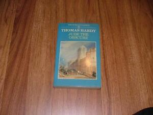 Thomas Hardy: Jude The Obscure