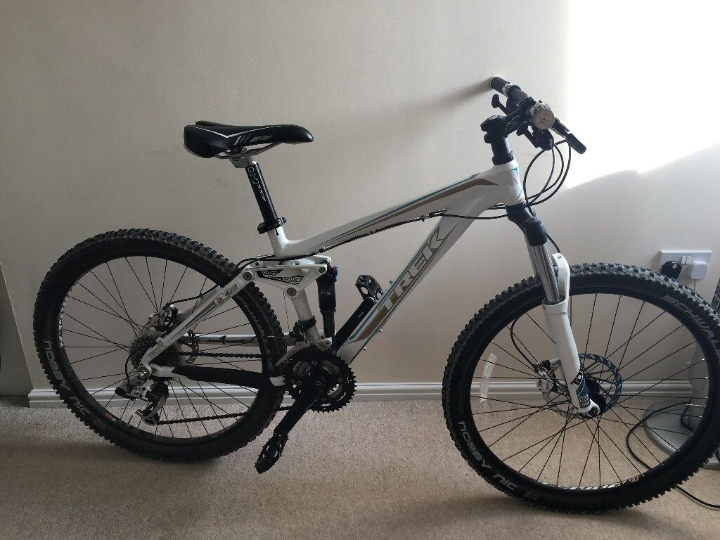 Women's Trek Fuel 5 Full Suspension mountain bike - PRICE REDUCED | in Edinburgh City Centre ...
