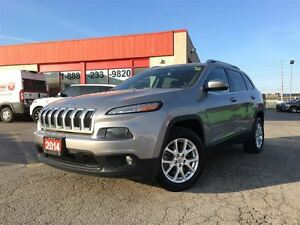 2014 Jeep Cherokee NORTH**BLUETOOTH**5.0 TOUCHSCREEN**ALLOY WHEE
