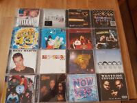 CD bundle car boot 1990s westlife boyzone five now that's what I call music