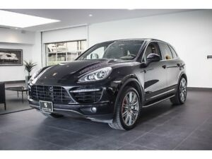 2013 Porsche Cayenne Turbo PANO ROOF-21'' WHEEL