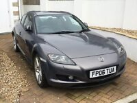Mazda RX 8 2.7 2006 non runner for spares or repair