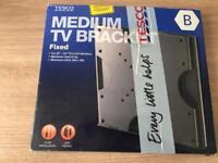 Unopened medium tv bracket from Tesco