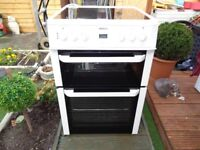 BEKO CERAMIC ELECTRIC COOKER 60 CM LIKE NEW