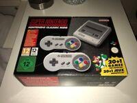 SNES mini Super Nintendo classic mini