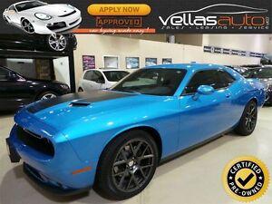 2016 Dodge Challenger R/T R/T| NAVI| 6-SPEED| R/CAMERA