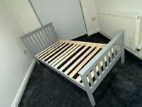 BED FRAMES 3ft singles and doubles 4'6