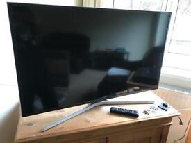 "Samsung 40"" series 6 UHDTV"