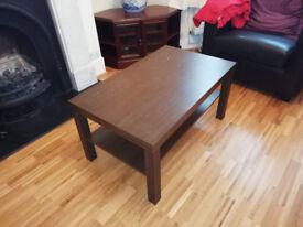 IKEA Coffee Table - in brown