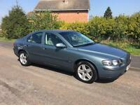 Volvo S60. Very reliable. 78,000 miles.