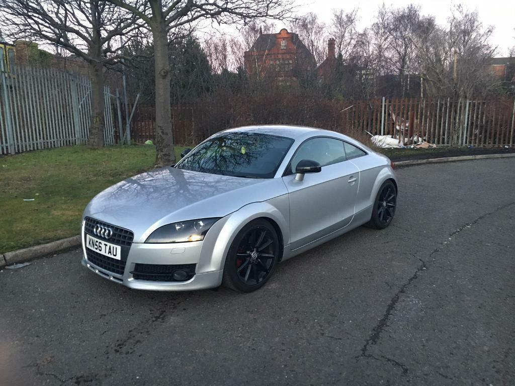 2007 56 audi tt coup 2 0 tfsi 200bhp in liverpool. Black Bedroom Furniture Sets. Home Design Ideas