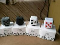Fidget spinners all sorts .light ups cubes ect
