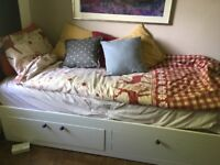 IKEA day bed/ double bed