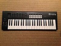 Launchkey 49 Novation Midi Keyboard (brand new)