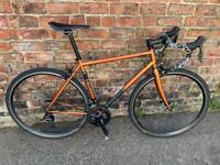 Genesis Equilibrium Steel Road Bike 54cm