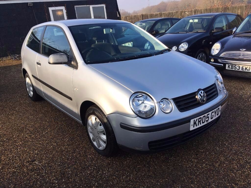vw polo 1 2 3dr 2005 ideal firsr car cheap insurance full service history in edmonton london. Black Bedroom Furniture Sets. Home Design Ideas