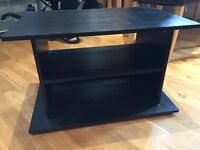 HOME TV STAND BLACK