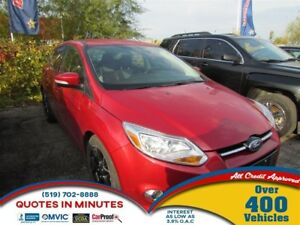 2012 Ford Focus SE | BLUETOOTH | SAT RADIO