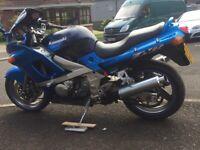 Kawasaki, ZZR, 2001, 599 (cc)£1500 ono