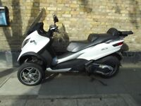 Piaggio MP3 500 Business LT 3-Wheeled Scooter(s)