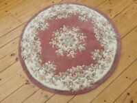 Lovely wool chinese rug