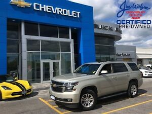 2015 Chevrolet Tahoe LT 4X4 ROOF NAV TV CHROME WHEELS!!!