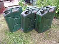 Jerry can, fuel can, 20l