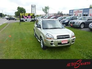 2009 Hyundai Tucson LOW MILEAGE WITH TOCH SCREEN ENTERTAINMNET S