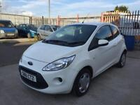 2012 Ford ka 1.2 petrol 3 door hatchback 12 month mot genuine low mileage