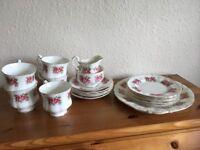 Royal Standard Bone China Vintage Tea Set