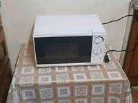 Microwave For Sale - Nice and Clean - Delivery Avalibile