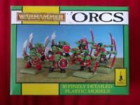 Warhammer Orcs
