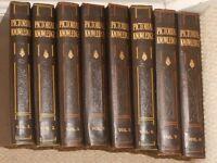 encyclopedias, Pictorial knowledge x8