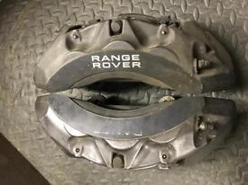 Brembo 6 pots (Range Rover fitment)