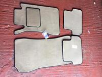 Clk w209 mats. Never used