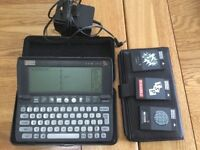 Psion 3C PDA handheld computer. Collectable