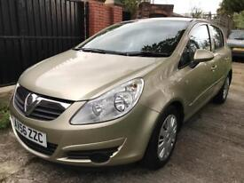 2007 Vauxhall Corsa 1.4 Club A/C 5 Door Hatchback