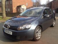 Volkswagen Golf 2.0 TDI SE DSG 5dr auto full vw service history hpi clear p/x welcome
