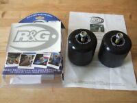 HONDA CB600 HORNET: Brand New R & G Crash Protector Bobbins