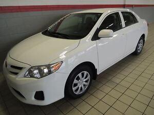 2013 Toyota Corolla A/C ET PORTES ÉLECTRIQUES/ INCLUS 4 PNEUS D'